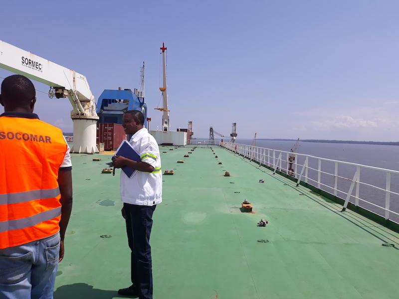 Navire grande del brasilia grimaldi